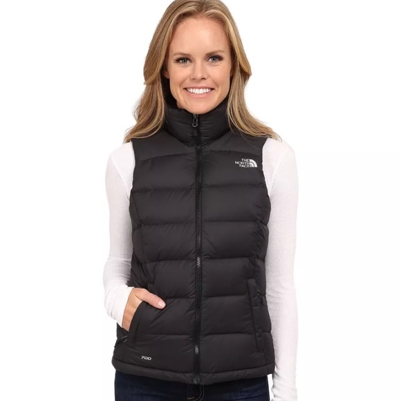 The north face nuptse 2 goose down vest black xs d67b00979